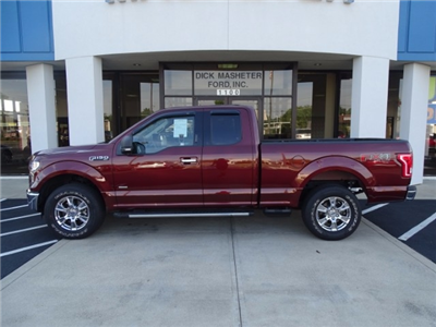 2015 F-150 Super Cab 4x4 Pickup #22542A - photo 3