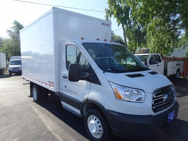 2017 Transit 350 HD DRW, Cutaway Van #22575 - photo 4