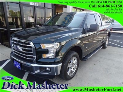 2015 F-150 Super Cab Pickup #22599A - photo 1