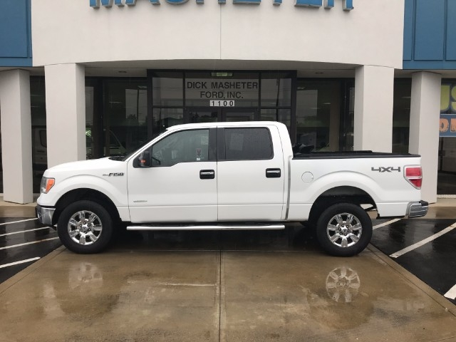 2012 F-150 Super Cab 4x4 Pickup #22638A - photo 3