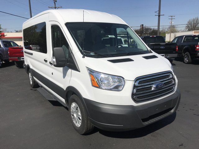 2017 Transit 350 Med Roof,  Passenger Wagon #22664 - photo 6