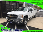 2013 Silverado 2500 Double Cab, Service Body #22786A - photo 1