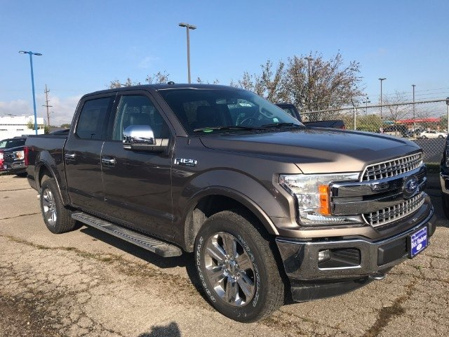 2018 F-150 SuperCrew Cab 4x4,  Pickup #22842 - photo 3