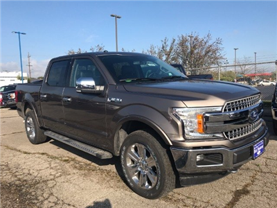 2018 F-150 Crew Cab 4x4, Pickup #22842 - photo 4