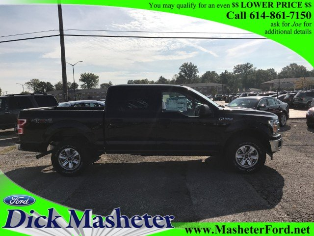 2018 F-150 SuperCrew Cab 4x4,  Pickup #22851 - photo 1