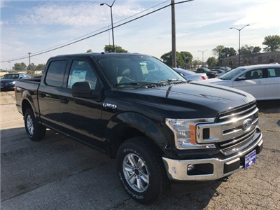 2018 F-150 SuperCrew Cab 4x4,  Pickup #22851 - photo 4