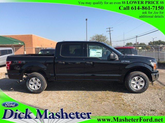 2018 F-150 Crew Cab 4x4 Pickup #22879 - photo 1