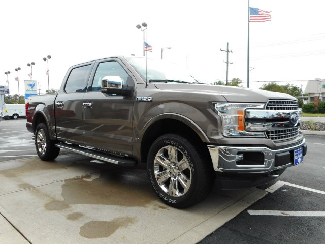 2018 F-150 SuperCrew Cab 4x4,  Pickup #22881 - photo 3