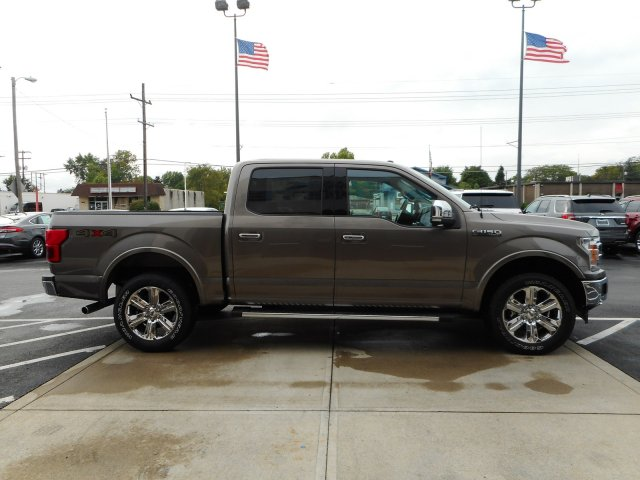 2018 F-150 SuperCrew Cab 4x4,  Pickup #22881 - photo 4