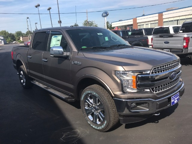2018 F-150 Crew Cab 4x4 Pickup #22881 - photo 3