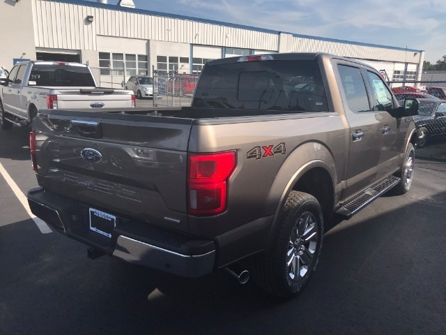 2018 F-150 Crew Cab 4x4 Pickup #22881 - photo 2