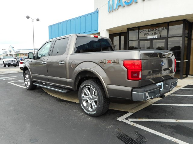 2018 F-150 SuperCrew Cab 4x4,  Pickup #22881 - photo 14