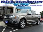2018 F-150 SuperCrew Cab 4x4,  Pickup #22881 - photo 1