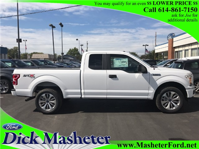 2018 F-150 Super Cab 4x4 Pickup #22890 - photo 1