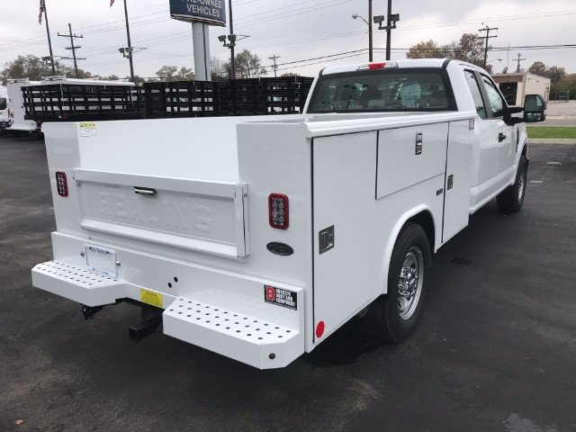 2017 F-350 Super Cab, Reading Service Body #22892 - photo 2