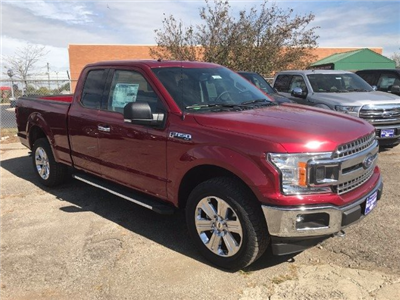 2018 F-150 Super Cab 4x4, Pickup #22898 - photo 4