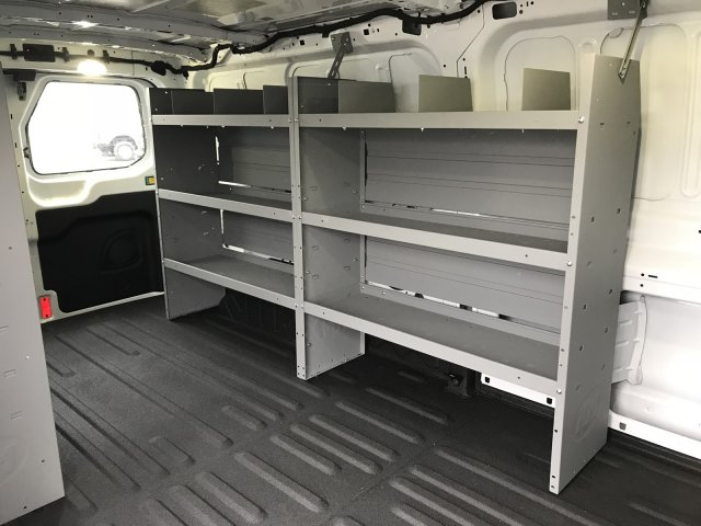 2017 Transit 150 Low Roof 4x2,  Kargo Master Upfitted Cargo Van #22902 - photo 2
