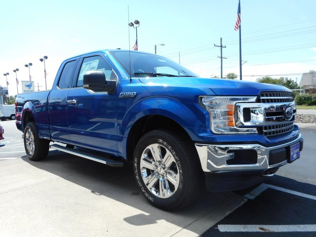 2018 F-150 Super Cab 4x4,  Pickup #22913 - photo 4