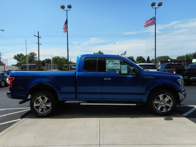2018 F-150 Super Cab 4x4,  Pickup #22913 - photo 3