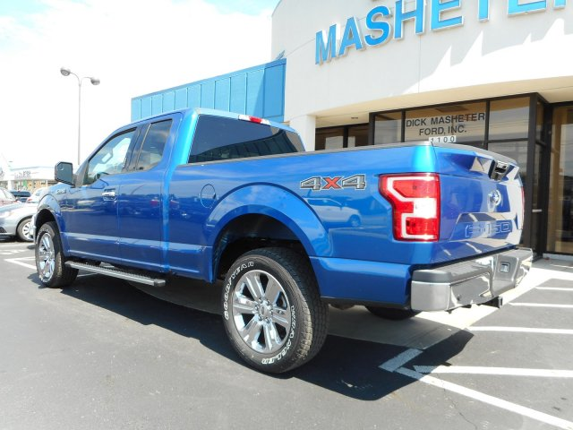 2018 F-150 Super Cab 4x4,  Pickup #22913 - photo 2