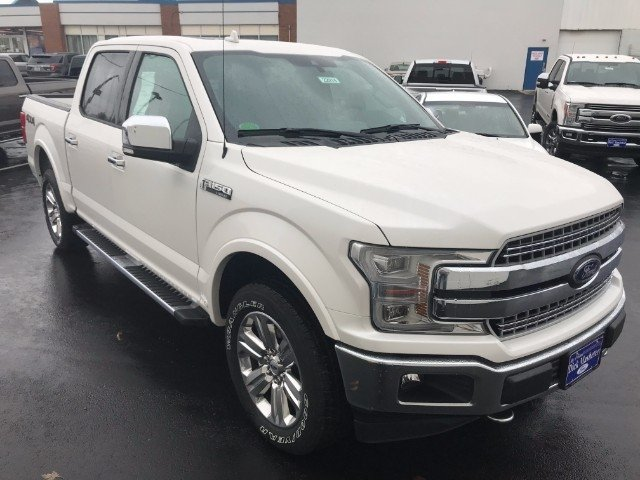 2018 F-150 SuperCrew Cab 4x4,  Pickup #22914 - photo 3
