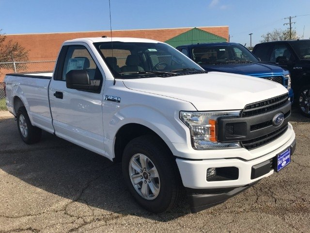 2018 F-150 Regular Cab, Pickup #22918 - photo 4