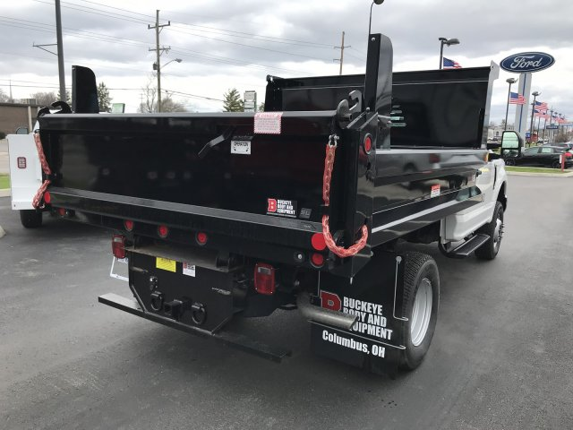 2017 F-350 Regular Cab DRW 4x4, Reading Dump Body #22923 - photo 2