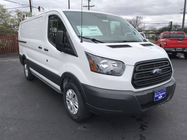 2018 Transit 150 Low Roof,  Kargo Master Upfitted Cargo Van #22926 - photo 5
