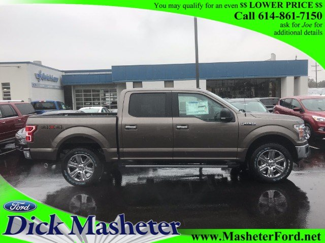 2018 F-150 Crew Cab 4x4, Pickup #22945 - photo 1