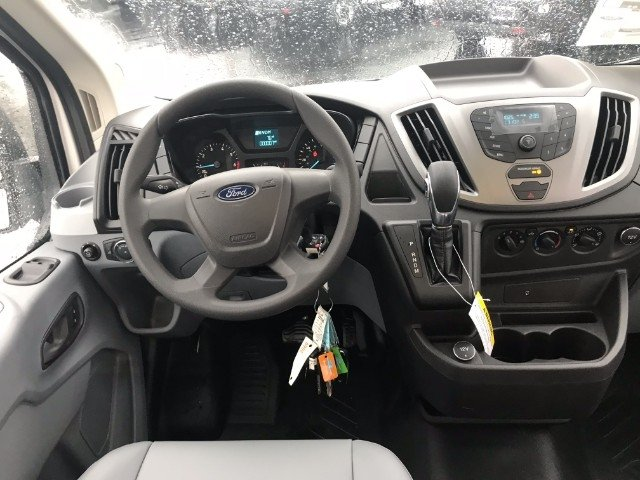 2018 Transit 250 Med Roof 4x2,  Empty Cargo Van #22981 - photo 3