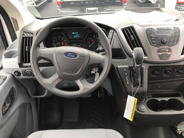 2018 Transit 250 Med Roof 4x2,  Empty Cargo Van #22992 - photo 3