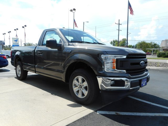 2018 F-150 Regular Cab 4x2,  Pickup #23002 - photo 5