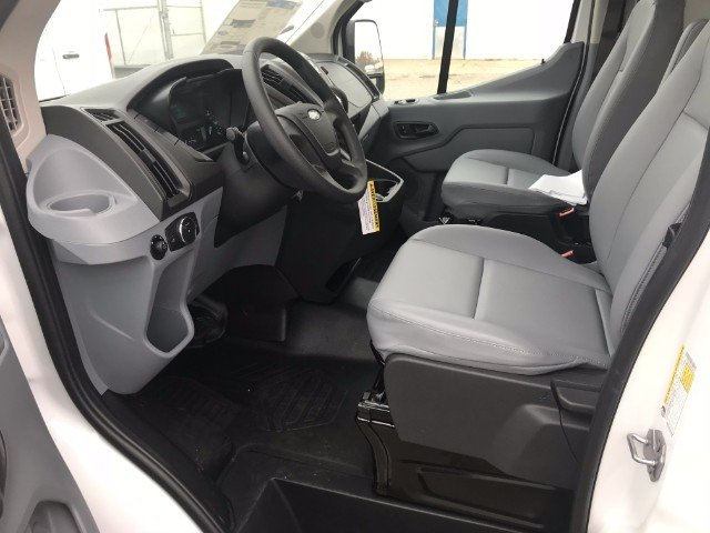 2018 Transit 250 Med Roof 4x2,  Empty Cargo Van #23039 - photo 4