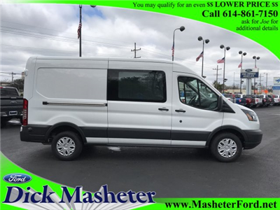 2018 Transit 150 Med Roof, Cargo Van #23040 - photo 1