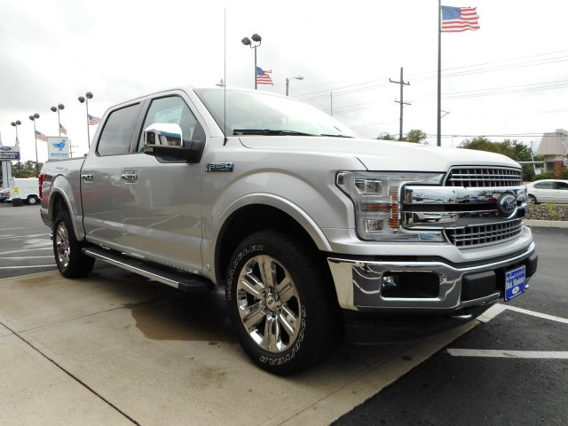 2018 F-150 SuperCrew Cab 4x4,  Pickup #23047 - photo 3