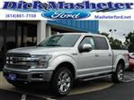 2018 F-150 SuperCrew Cab 4x4,  Pickup #23047 - photo 1