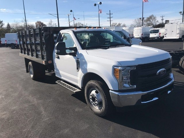 2017 F-350 Regular Cab DRW 4x2,  Knapheide Stake Bed #23054 - photo 3