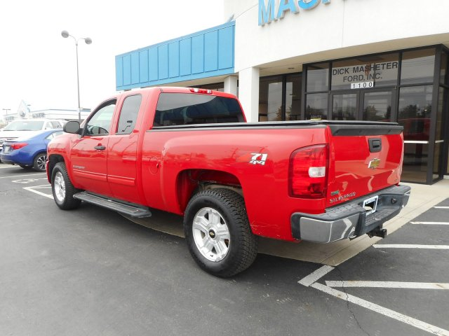 2010 Silverado 1500 Extended Cab 4x4,  Pickup #23085A - photo 2