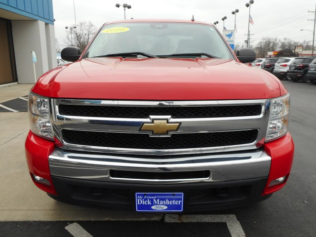 2010 Silverado 1500 Extended Cab 4x4,  Pickup #23085A - photo 3