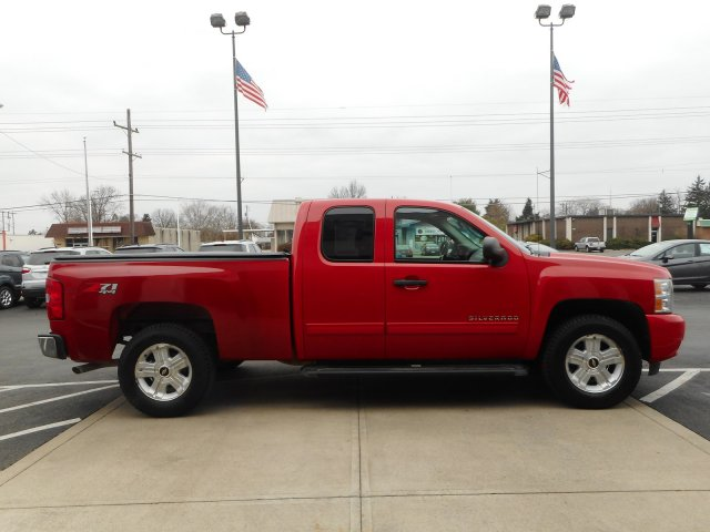 2010 Silverado 1500 Extended Cab 4x4,  Pickup #23085A - photo 6