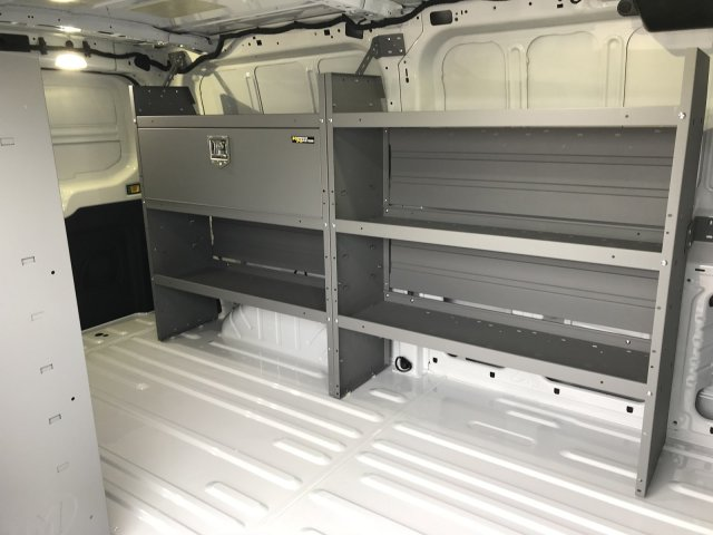 2018 Transit 150 Low Roof 4x2,  Kargo Master Upfitted Cargo Van #23093 - photo 2
