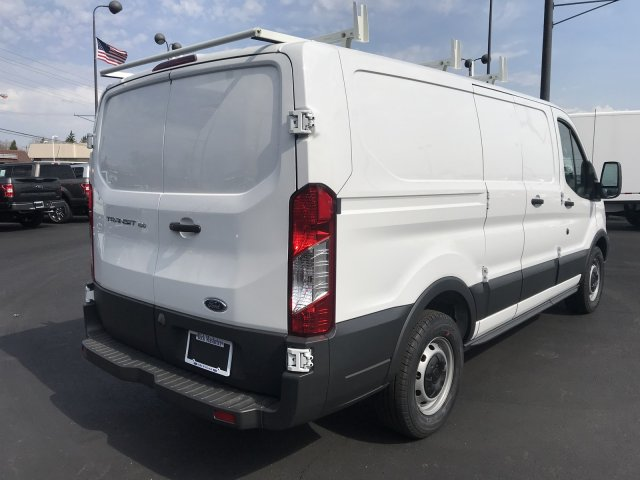2018 Transit 150 Low Roof 4x2,  Kargo Master General Service Upfitted Cargo Van #23093 - photo 6