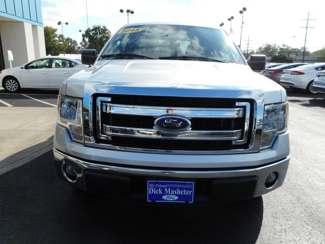 2013 F-150 SuperCrew Cab 4x2,  Pickup #23105A - photo 3