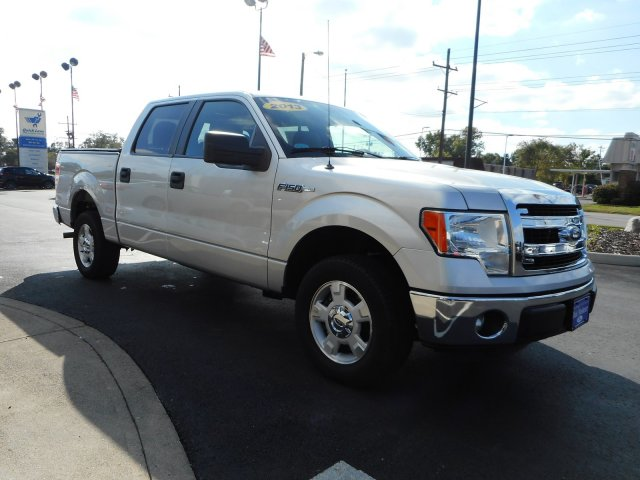 2013 F-150 SuperCrew Cab 4x2,  Pickup #23105A - photo 4