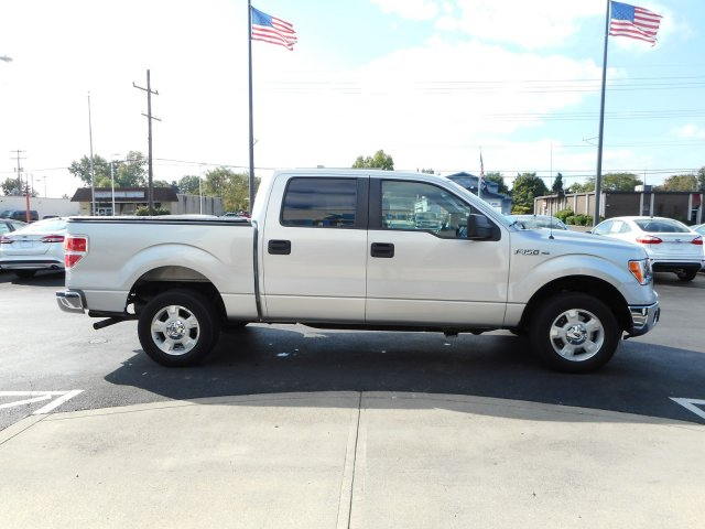 2013 F-150 SuperCrew Cab 4x2,  Pickup #23105A - photo 5