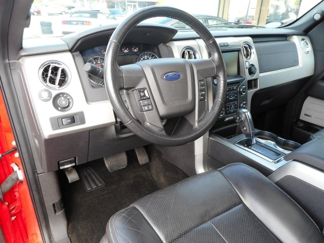 2013 F-150 SuperCrew Cab 4x4,  Pickup #23109B - photo 12