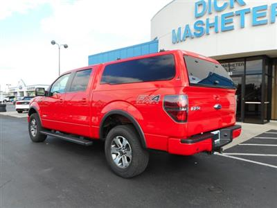 2013 F-150 SuperCrew Cab 4x4,  Pickup #23109B - photo 2