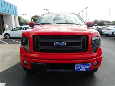 2013 F-150 SuperCrew Cab 4x4,  Pickup #23109B - photo 3