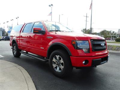 2013 F-150 SuperCrew Cab 4x4,  Pickup #23109B - photo 4