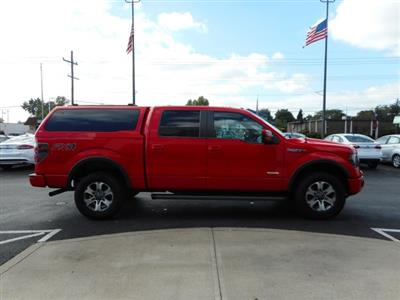 2013 F-150 SuperCrew Cab 4x4,  Pickup #23109B - photo 5